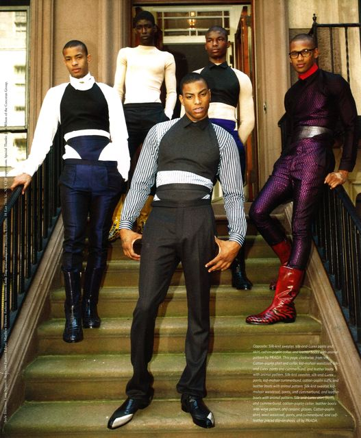 Black Male Fashion