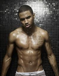 Trey Songz Shirt Off