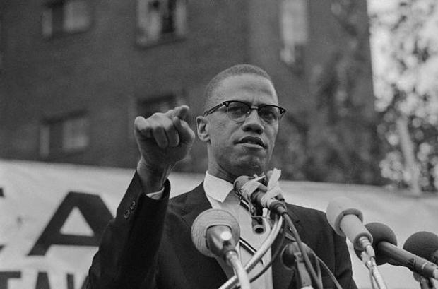 Malcolm X Ballot or Bullet