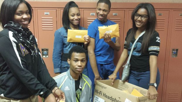 Black Students and Care Packages
