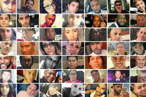 Pulse Nightclub Victims
