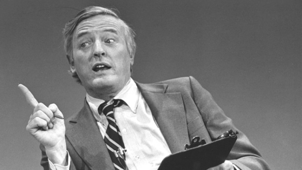 """Why Don't We Complain"" William F. Buckley, Jr."