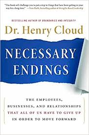 Necessary Endings by Henry Cloud