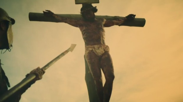 Jesus Love on the Cross